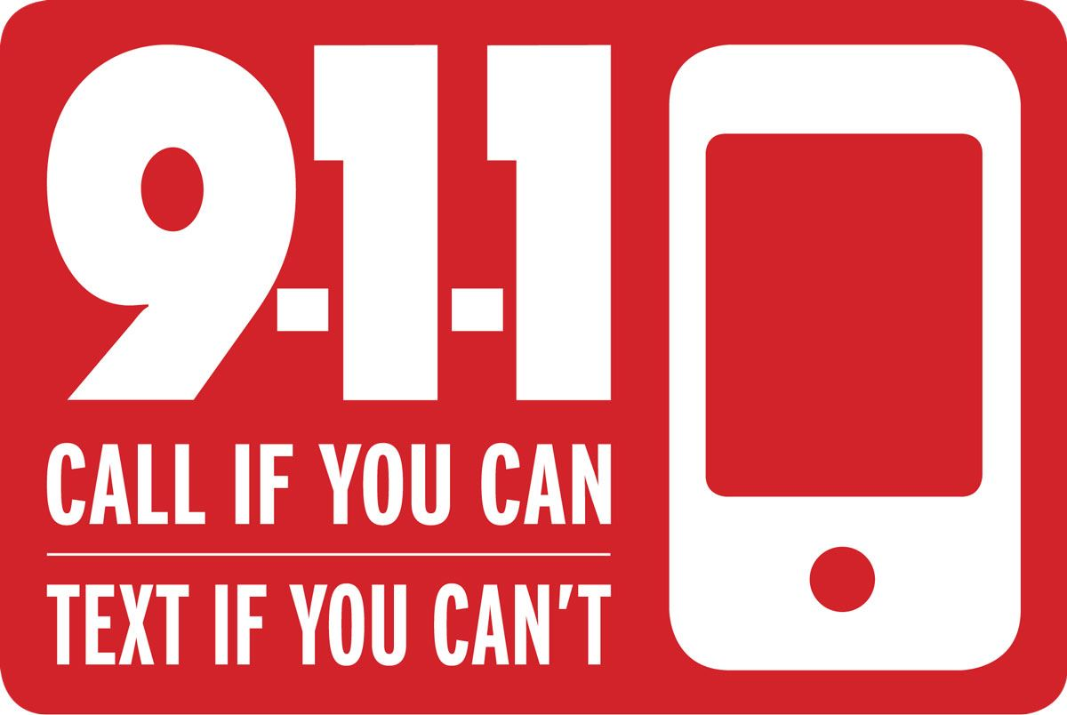 Text 911 Image